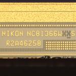 Nikon D4 sensor
