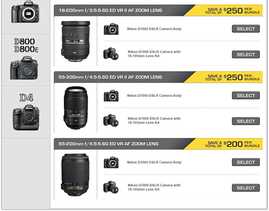 Nikon instant rebates August 2012 The current Nikon US instant rebate program will expire on August 25th