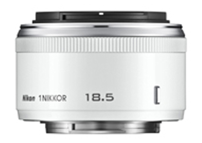 Nikon 1 18.5mm f1.8 mirrorless lens This is the new Nikon 1 18.5mm f/1.8 mirrorless lens