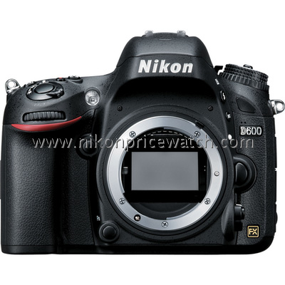Nikon D600 body More leaked Nikon D600 images