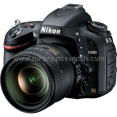 Nikon D600 left More leaked Nikon D600 images