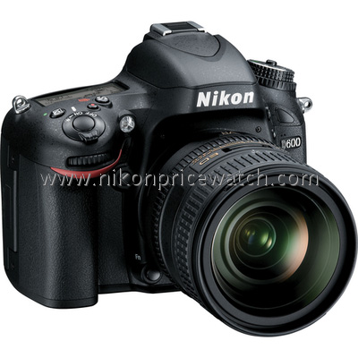 Nikon D600 right More leaked Nikon D600 images