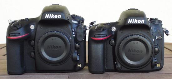 Nikon D800 vs D600 1 Nikon D600 vs. D800E high ISO samples