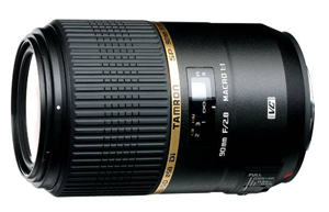Tamron SP 90mm F2.8 Di MACRO VC USD Model F004