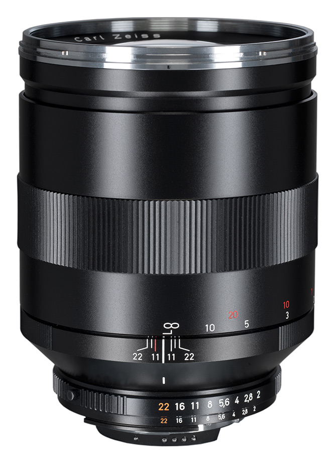 Zeiss Apo Sonnar T 135mm f2 lens for Nikon mount Two new lenses with Nikon F mount: Zeiss Apo Sonnar T* 2/135 and Samyang T S 24mm 1:3.5 ED AS UMC