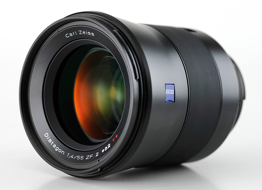 Zeiss Distagon 55mm f1.4 ZF.2 New for Photokina: Zeiss Distagon T* 55mm f/1.4 ZF.2 lens