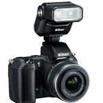 Nikon 1 V2 SBN7 Speedlight
