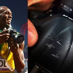 Usain Bolt Nikon D4 for sale