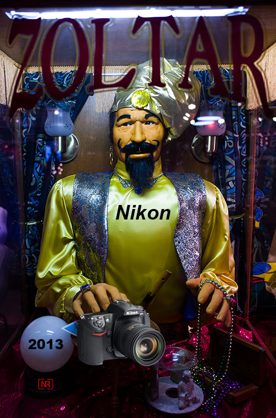 quick look at what to expect from Nikon in 2013: