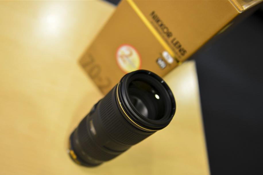 Nikon 70 200 f4.0 VR lens 2 Nikkor 70 200mm f/4G ED VR lens now shipping