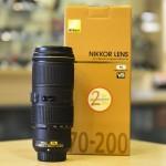 Nikon 70-200 f4.0 VR lens 3