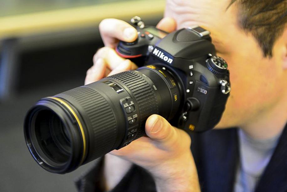 Nikon 70 200 f4.0 VR lens 5 Nikkor 70 200mm f/4G ED VR lens now shipping