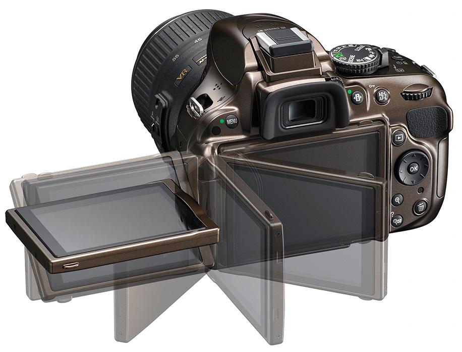 Nikon D3200 + 18-55mm VR II + 55-300VR KIT