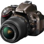 Nikon D5200 bronze