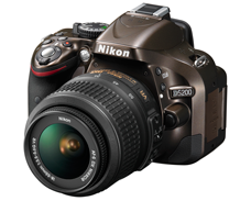 Nikon D5200 bronze Nikon D5200 and WR R10/WR T10 wireless remote controller announcements