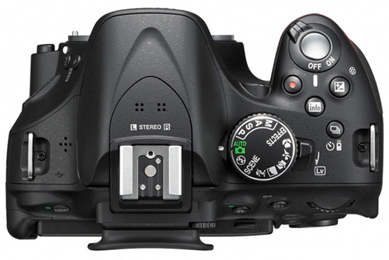 Nikon D5200 top Nikon D5200 and WR R10/WR T10 wireless remote controller announcements