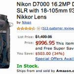 Nikon-D7000-dsicount-sale-Black-Friday