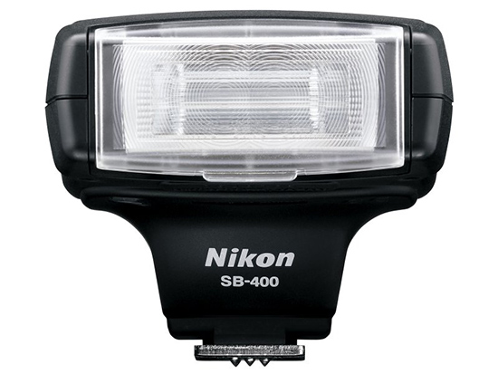 Nikon SB 400 flash Nikon SB 400 Speedlight discontinued