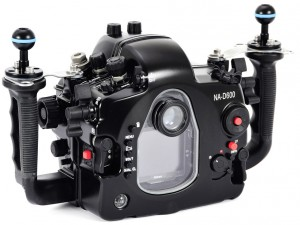 Nauticam NA-D600 underwater housing for Nikon D600 camera