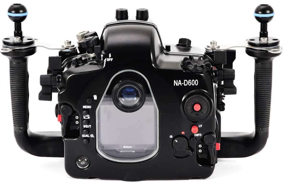 Just announced: Nauticam NA-D600 underwater housing for Nikon D600 ...