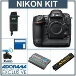 Nikon D4 kit sale