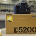 Nikon D5200 now shipping 1
