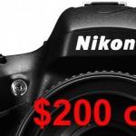 Nikon-D800-bw-top
