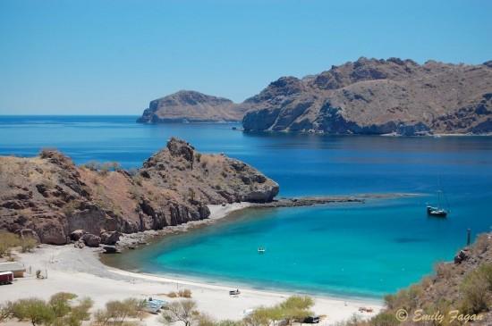 Agua Verde Sea of Cortez Mexico