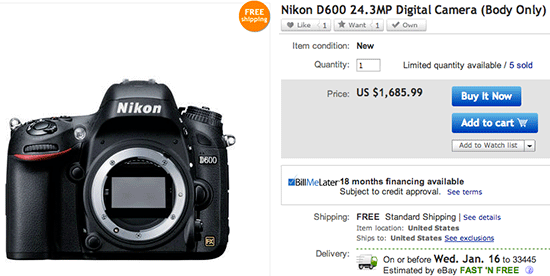 Cheap-Nikon-D600-on-eBay