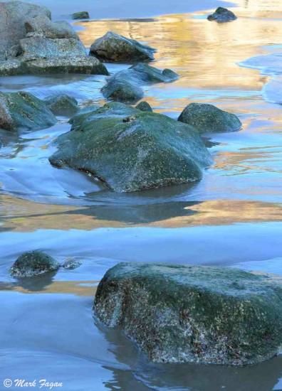 Glassy Rocks La Bocana