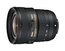Nikkor 18-35mm f3.5-4.5G ED lens