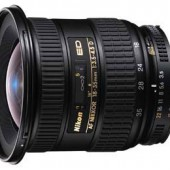 Nikon 18-35mm f3.5-4.5D ED lens