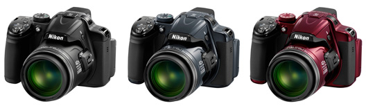 Nikon-COOLPIX-P520-camera