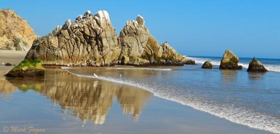 Playa La Bocana Mexico