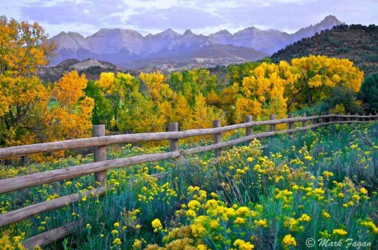 San Juan Mtns Colorado