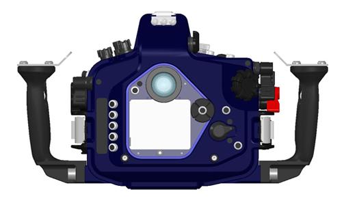 SeaandSea MDX-D600 back
