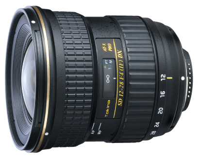 Tokina 12 28mm f4 DX lens Tokina announces 70 200mm f/4 (FX) and 12 28 f/4 (DX) lenses with Nikon mount