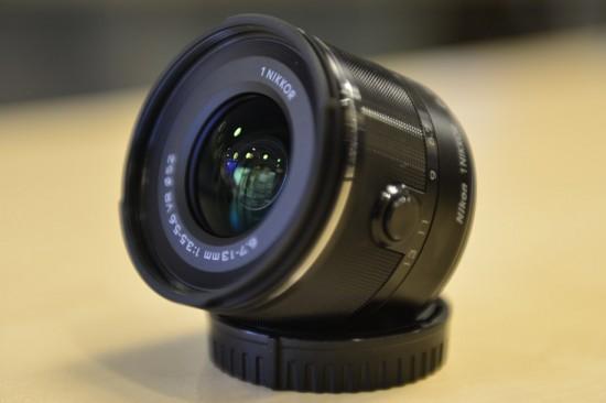 1 Nikkor 6.7-13mm f-3.5-5.6 lens 6