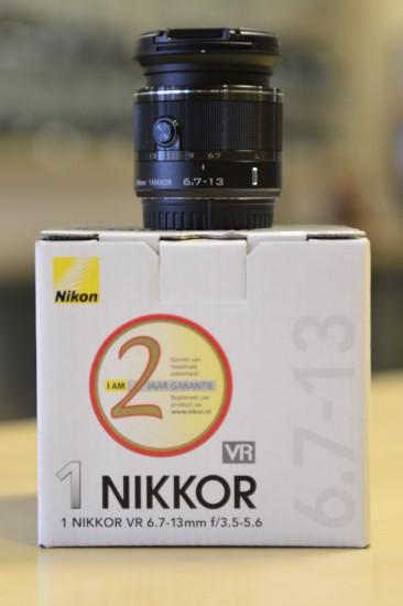 1 Nikkor 6.7-13mm f-3.5-5.6 lens 7