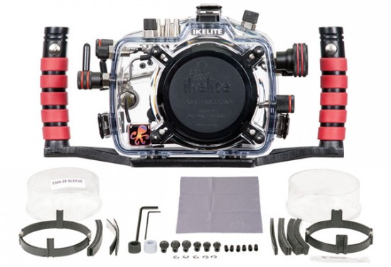Ikelite underwater housing for Nikon D5200 (3)