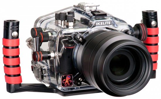Ikelite underwater housing for Nikon D5200 (4)