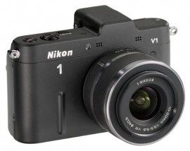 Nikon-1-V1-mirrorless-camera