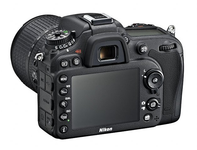 Nikon D7100 DSLR camera Nikon D7100 announcement