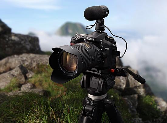 Nikon-D7100-video-rig-setup