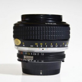 Nikon Noct-Nikkor 58mm f1.2 Ai-S Manual Focus Lens