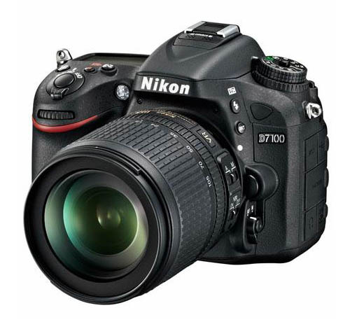 Nikon D7100 announcement