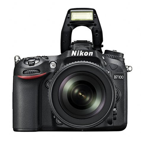 Nikon D7100 18 105 flash Nikon D7100 announcement