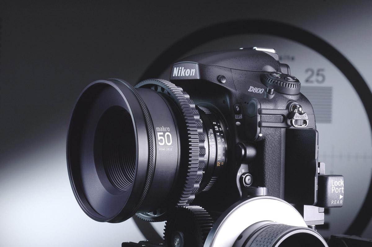 New Prime Circle Xt F Cine Style Lenses With Nikon F