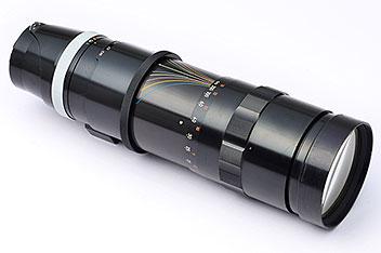 Auto Nikkor Telephoto-Zoom 8.5-25cm f4-4.5 lens