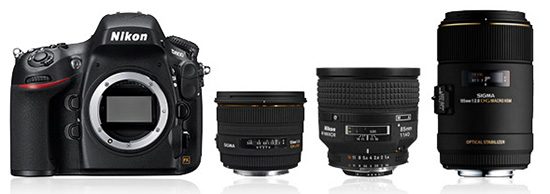 Best-lenses-for-Nikon-D800-camera